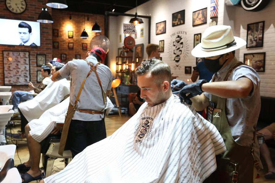 The Gent's Barber Shop