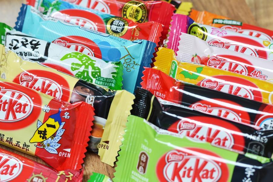 Kitkat คิทแคท หลากรส