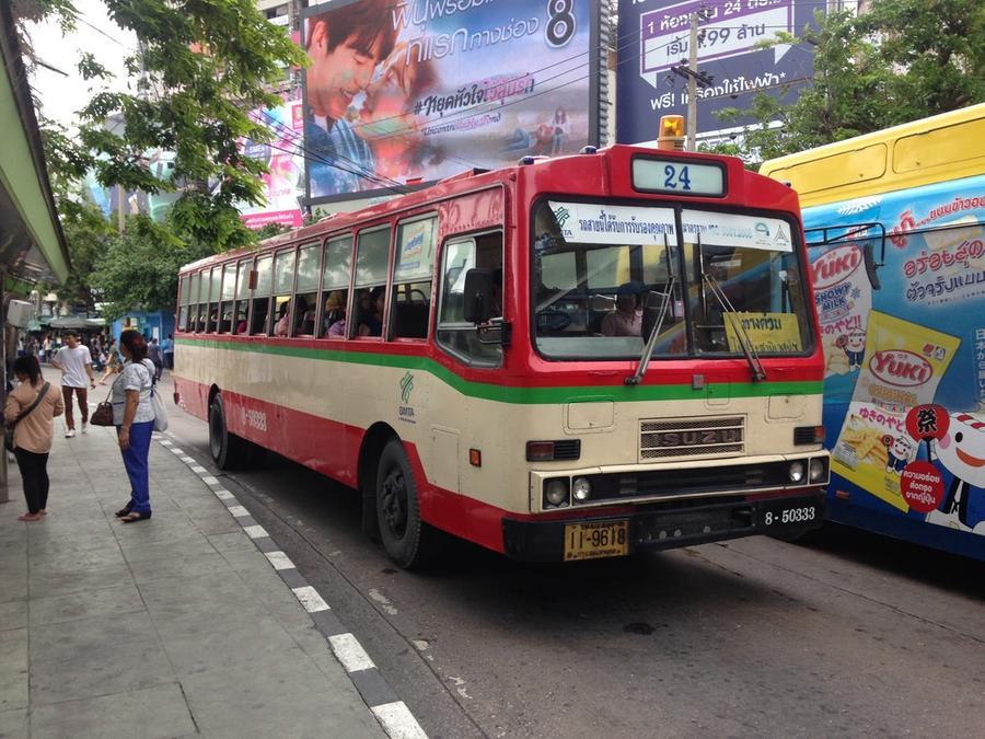 รถเมล์ขึ้นราคา 2562