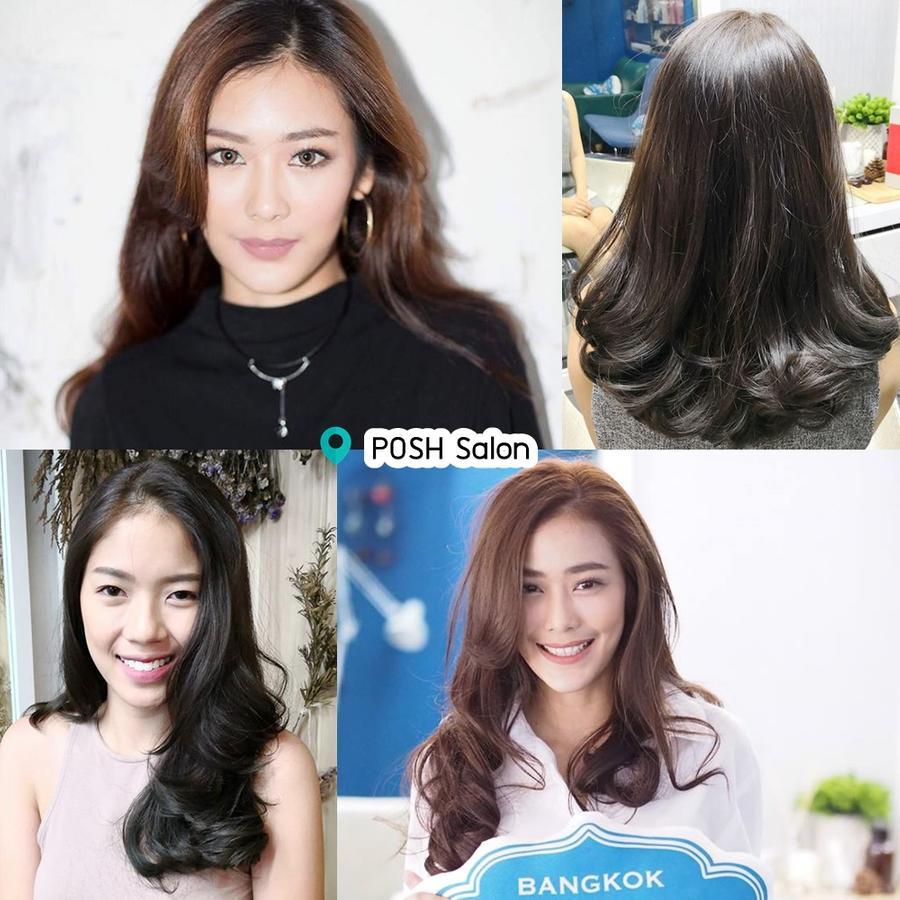 "Special by hajin ""Korean-Style Hair salon"
