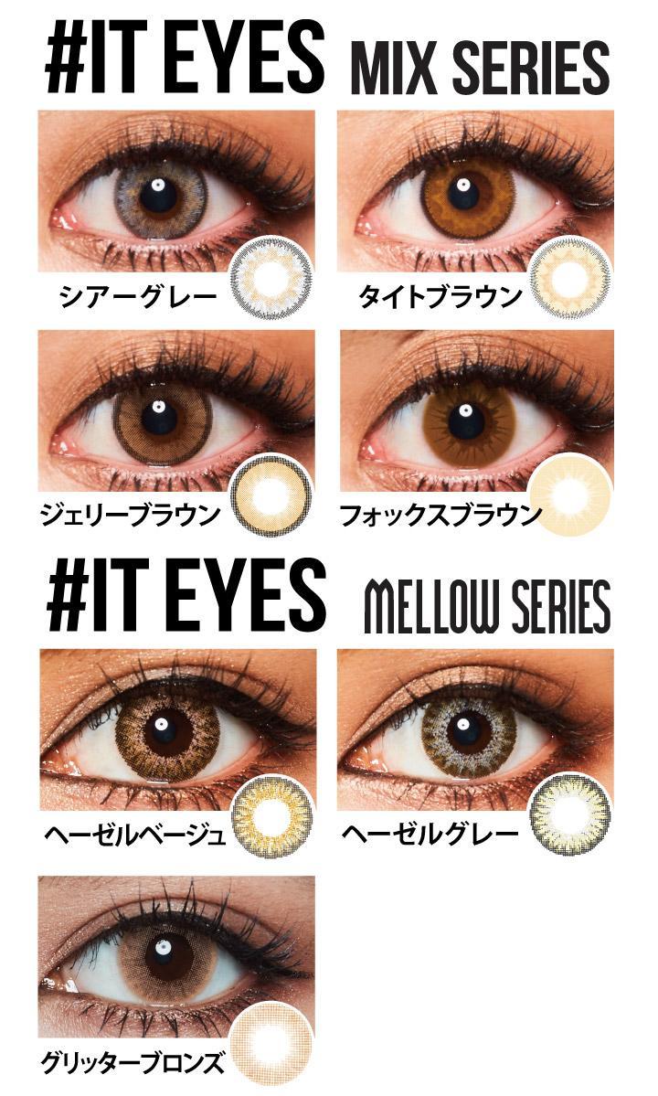 It Eyes