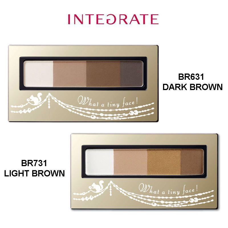 Integrate Eyebrow and Nose Shadow