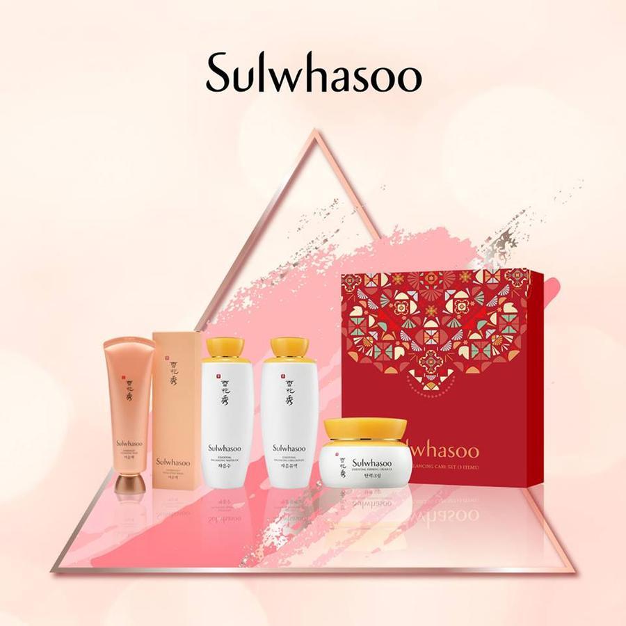 Sulwhasoo ลด 25% ทั้งแบรนด์ ช้อปสินค้า Sulwhasoo